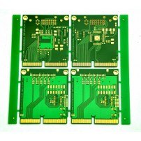 4-layer ENIG PCB with golden fingers