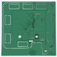6 layers pcb with impedance