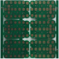 2 layers PCB for keyboard