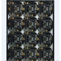 4 layers pcb with 0.40MM BGA