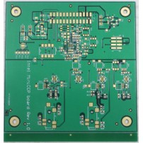 8 layers PCB with blind buried vias