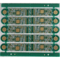 4 layers pcb with blind vias
