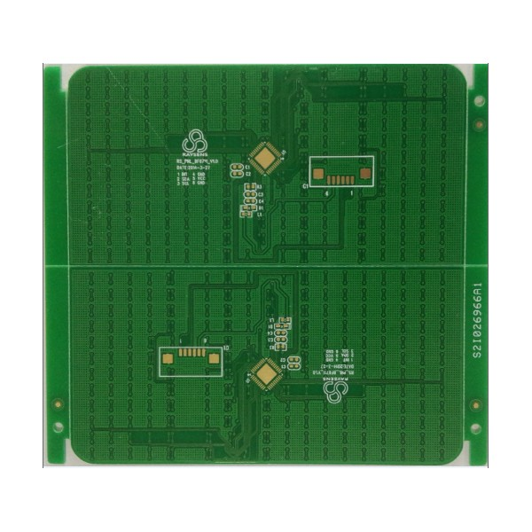 4 layers pcb for camera module