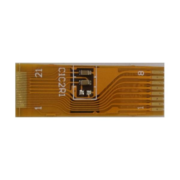 1 layers flexible PCB